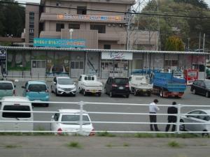 楢葉町仮設商店街 ここなら商店(ぼかし)