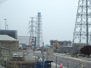 奥4号機原子炉建屋