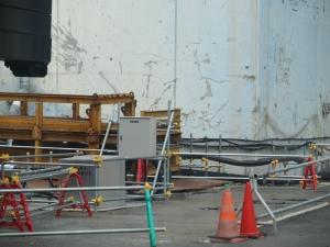 原子炉建屋の壁とサブドレンポンプ 距離の近さが注意