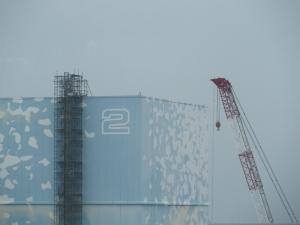 2号機原子炉建屋