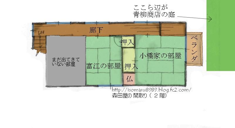 森田屋2階 - コピー