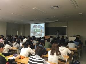 学院訪問2016