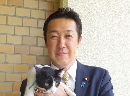 500外務政務官 衆議院議員 黄川田仁先生