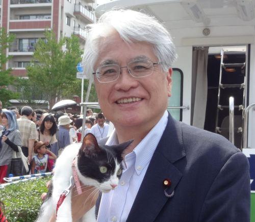 衆議院議員 富田茂之先生 500