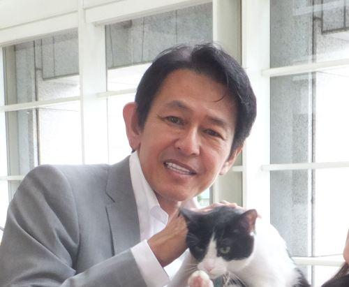 衆議院議員松野頼久先生 500