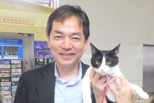 衆議院議員 浅尾慶一郎先生 500