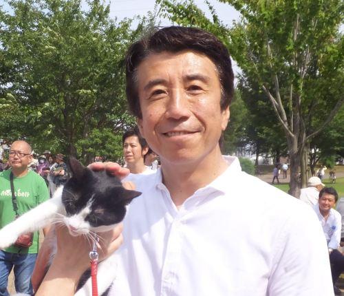 衆議院議員 斉藤健先生 500