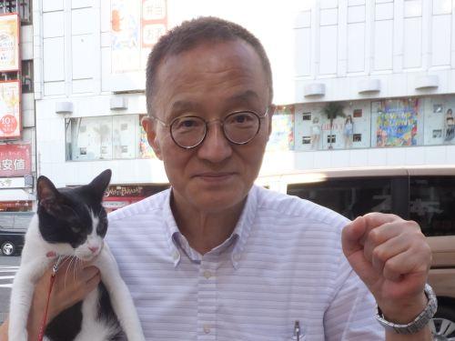 衆議院議員 笠井亮先生 500
