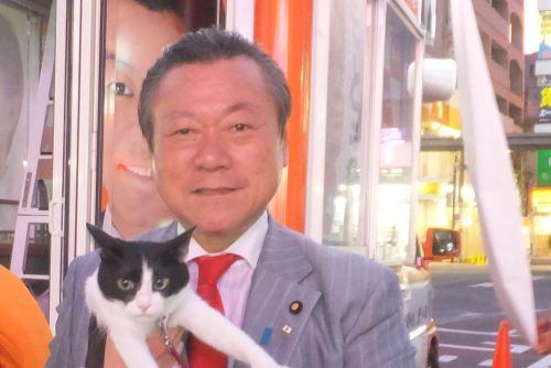 衆議院議員 櫻田義孝 先生 500