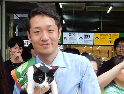 おおさか維新 田沢良先生 500