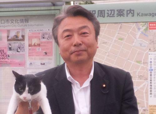 衆議院議員 鈴木よしひろ先生 500