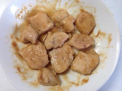 鶏味噌弁当1