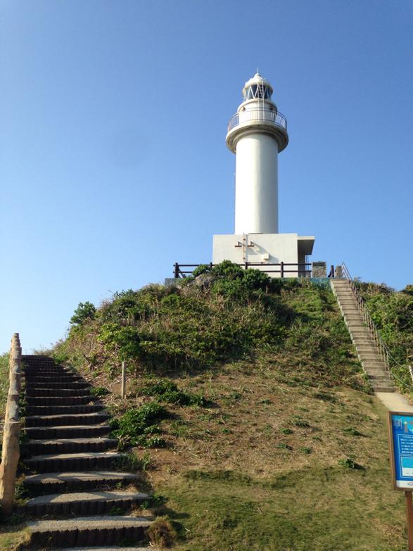 石垣台風灯台
