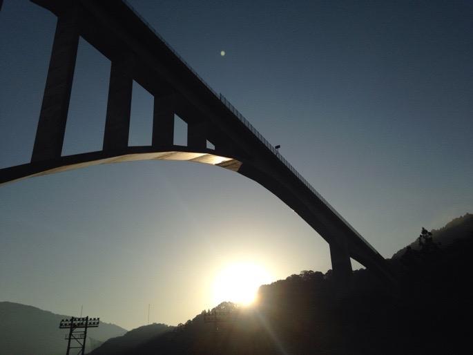 へそっこ大橋