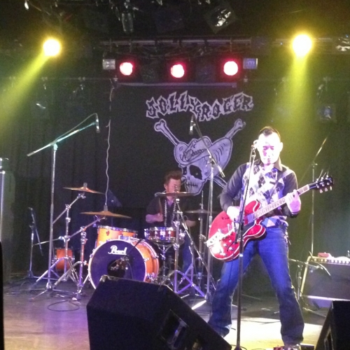 2016年4月16日(土)  Brand New Rock'n' Roll Show @岡山DESPERADO