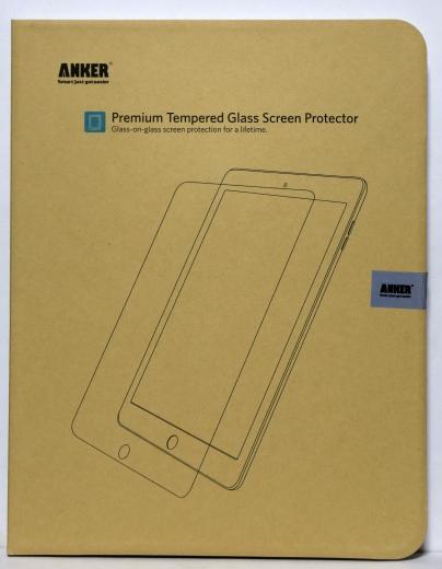 ANKER iPad Pro 9.7 保護ガラス 04