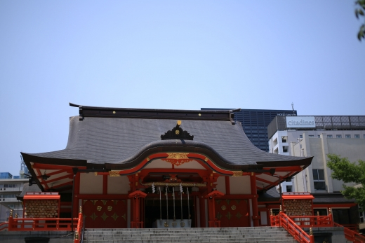 花園神社 01