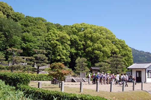 160512景行天皇陵