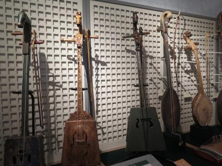 楽器博物館 馬頭琴