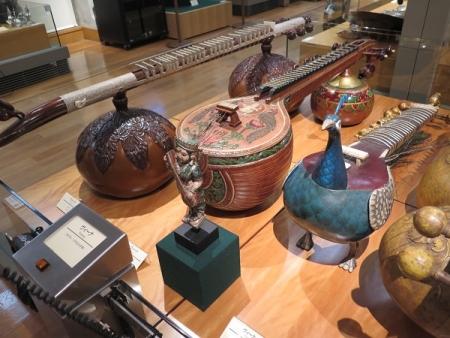 楽器博物館 ヴィーナ