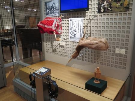楽器博物館 ガイダ
