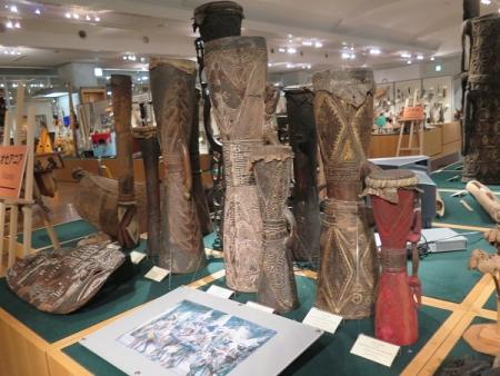 楽器博物館 オセアニアの楽器