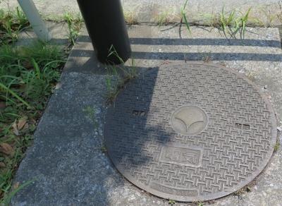 東京都 電気マンホール