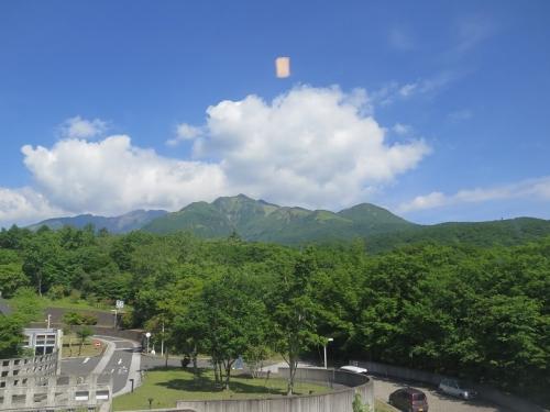 日光 ホテルからの眺め