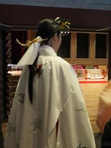 結婚式リハーサル
