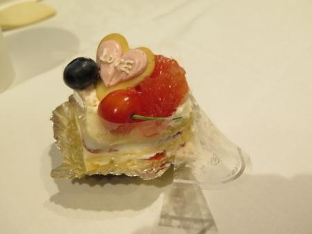 道の駅婚 ウェディングケーキ