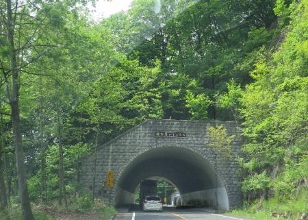 日光 明智第一トンネル