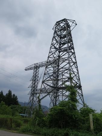 日光 鉄塔