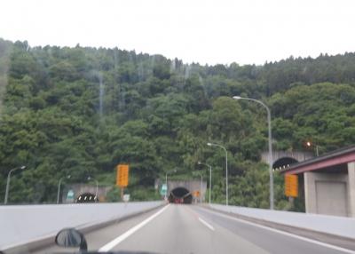 高速道路 トンネル