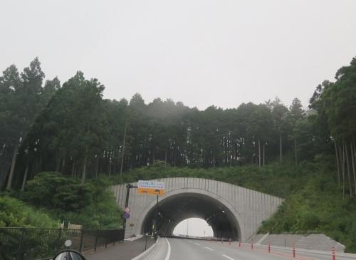 山中第2号トンネル