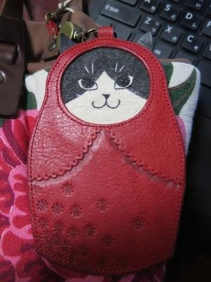 ネコマトスイカ・パスモ入れちゃん