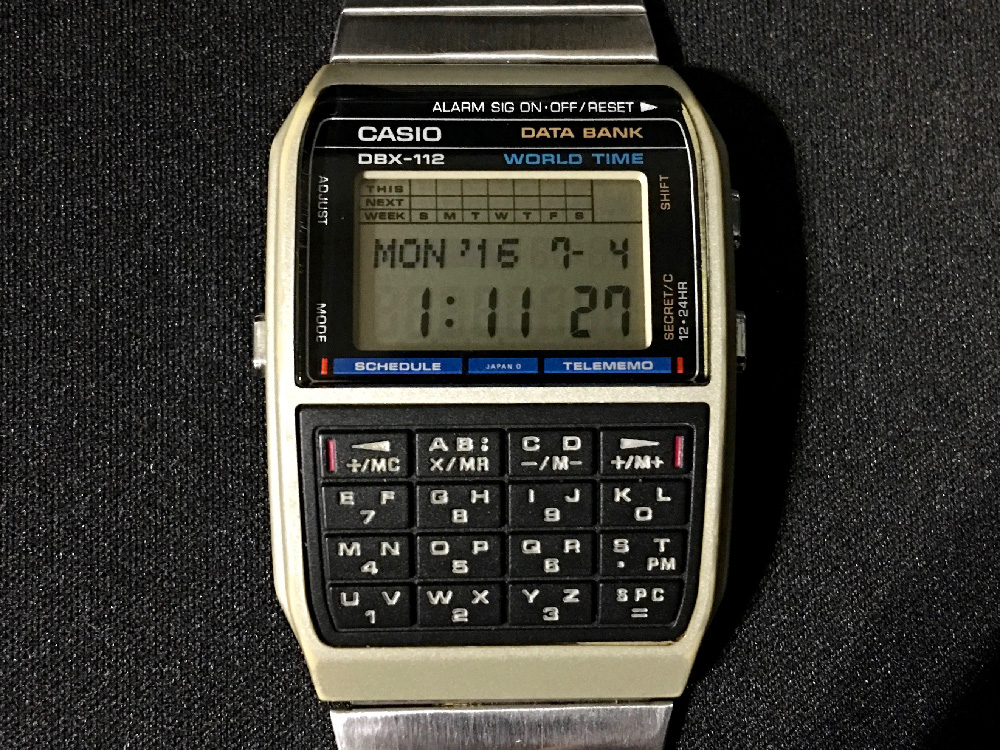 CASIO DATA BANK DBX-112_2
