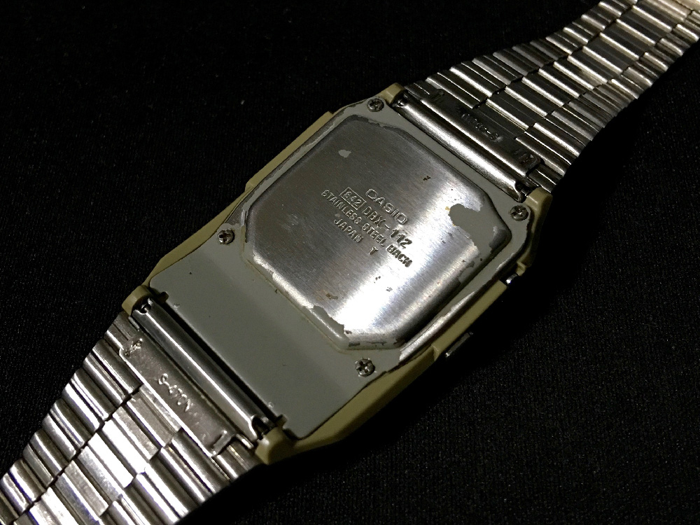 CASIO DATA BANK DBX-112_3