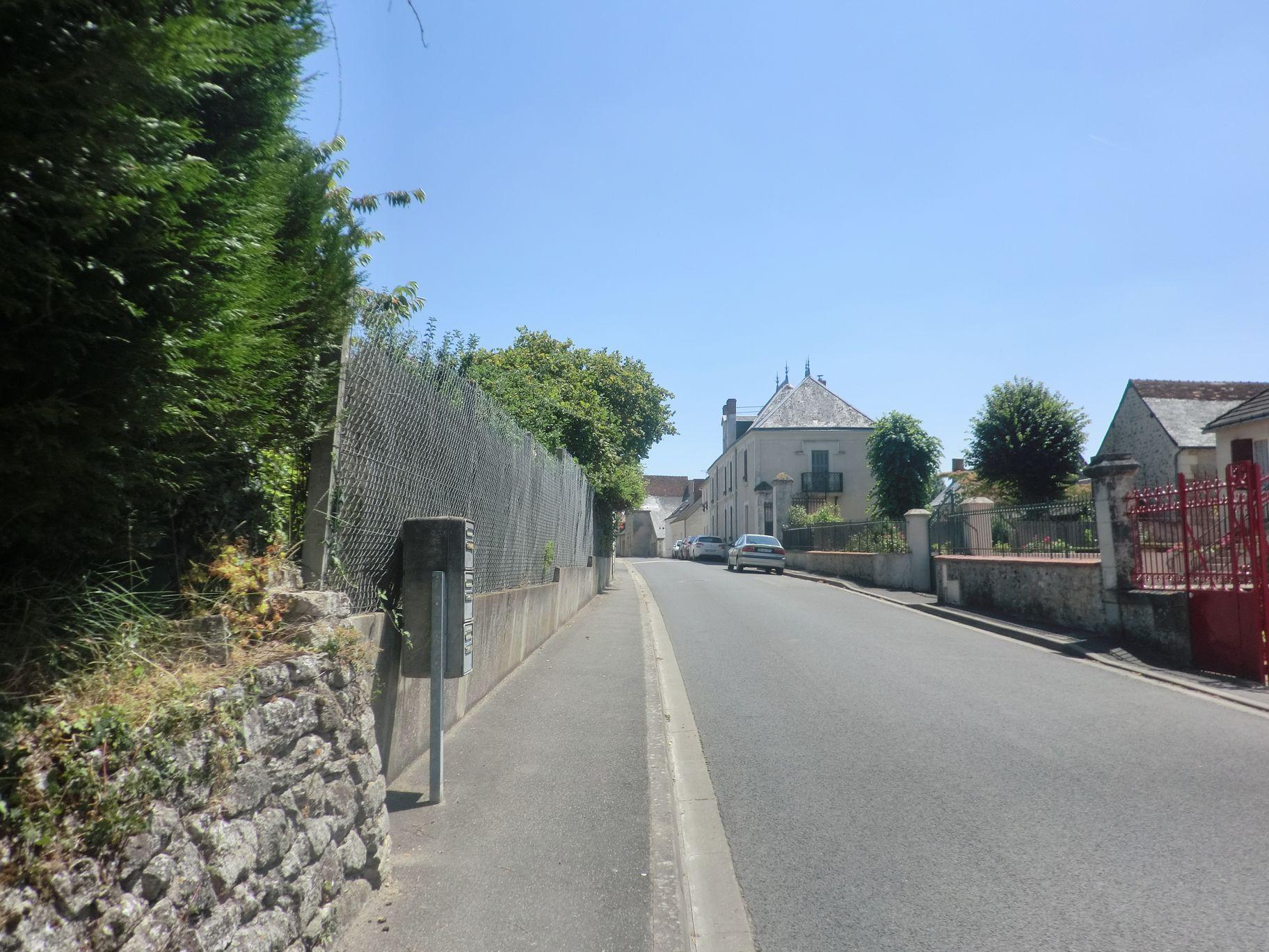 聖カトリーヌへの道