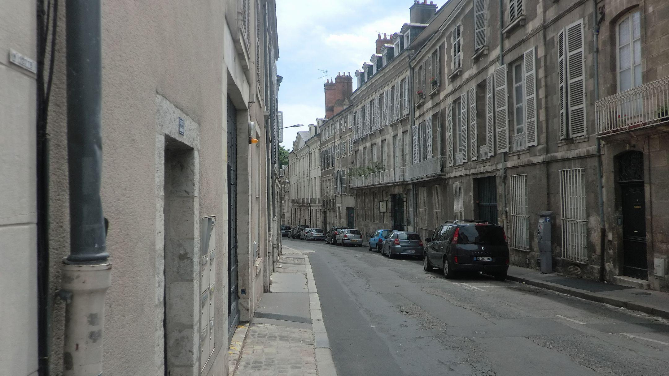 オルレアンの通り