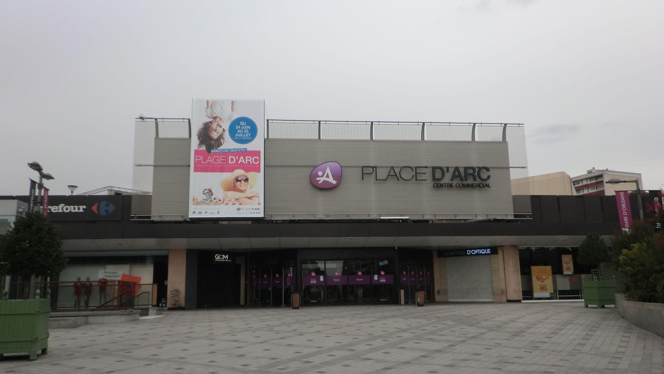 オルレアン駅
