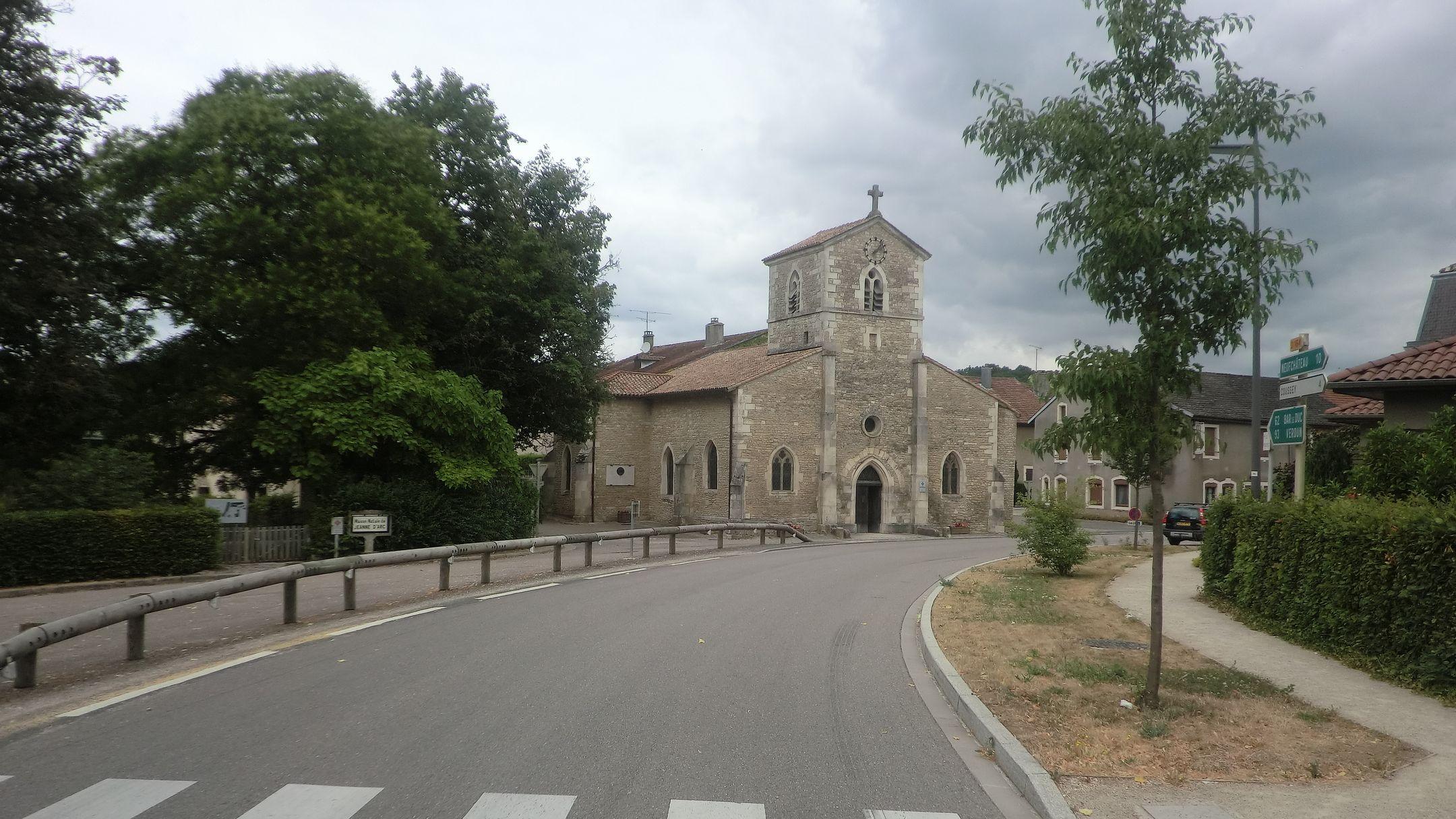 ドンレミ村1