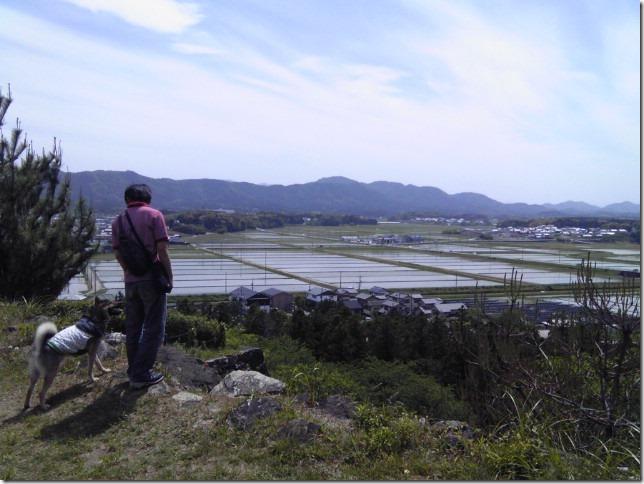 201605公園散歩と田丸城址散策-18