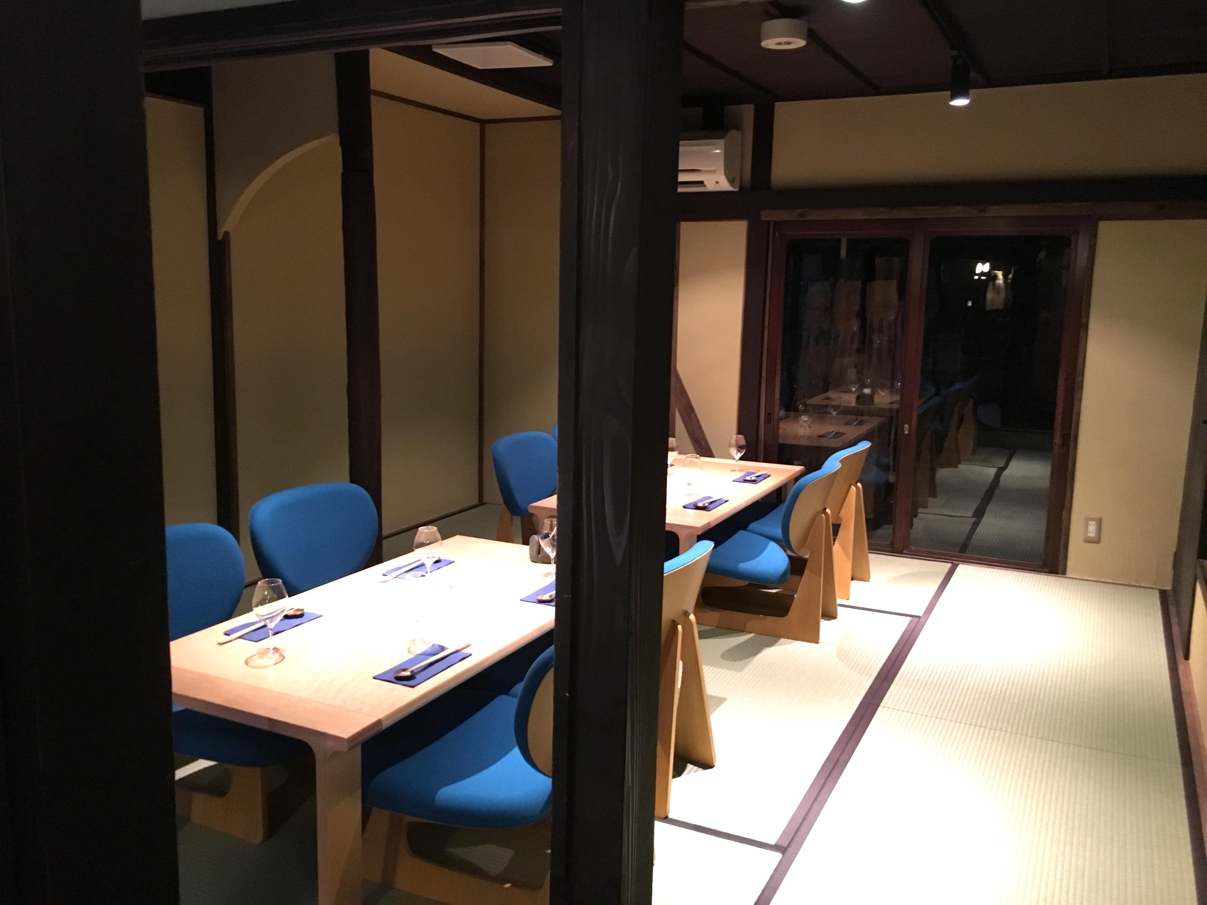 浮島ガーデン京都座敷