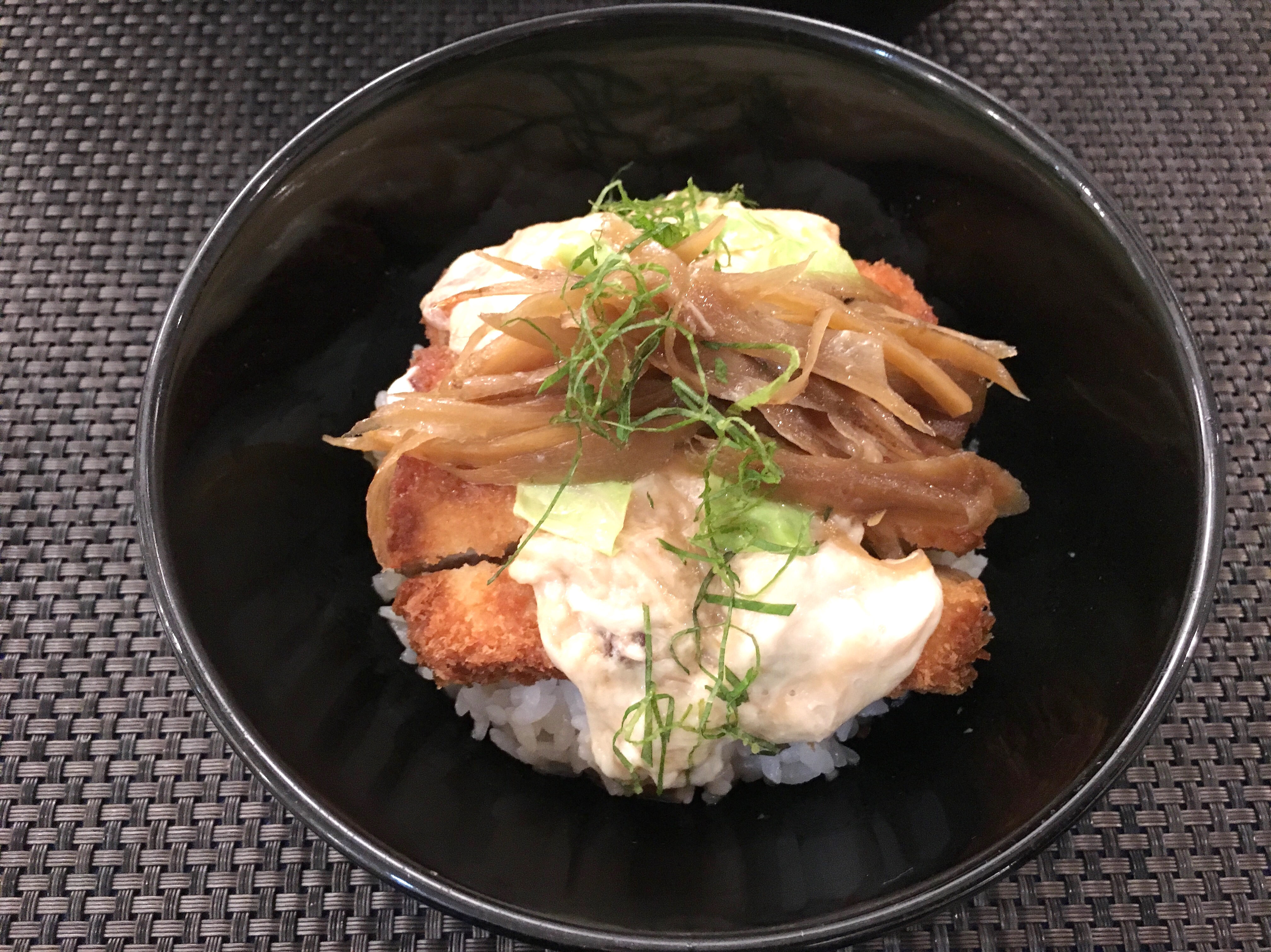 ORIBIOカツ丼