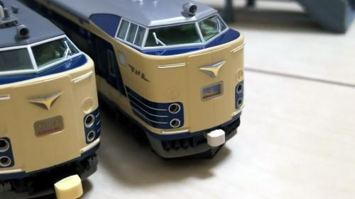 KATO 581系 (10)