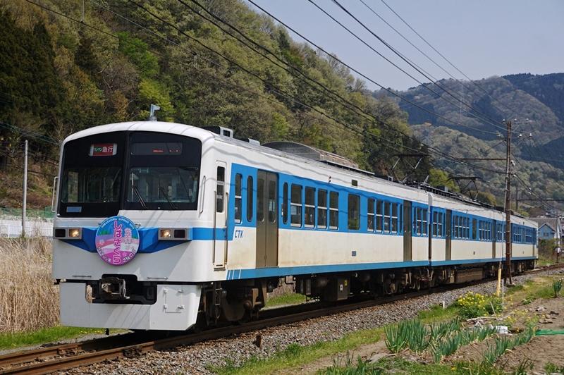 2016年4月16日 樋口~野上にて (2)