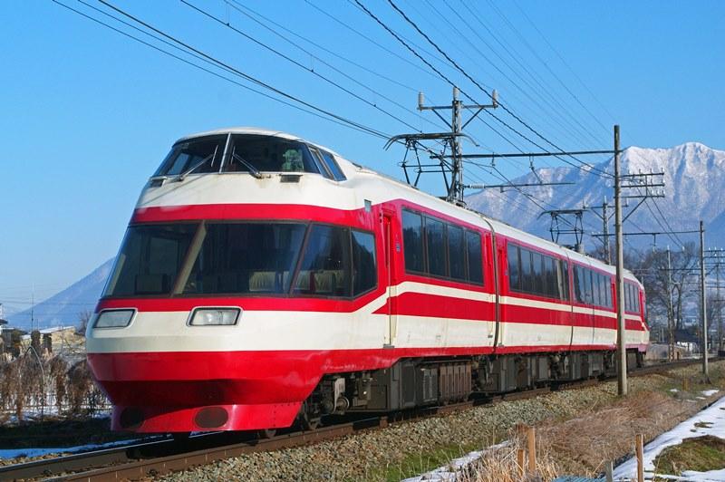 2010年1月27日 延徳~桜沢にて (2)