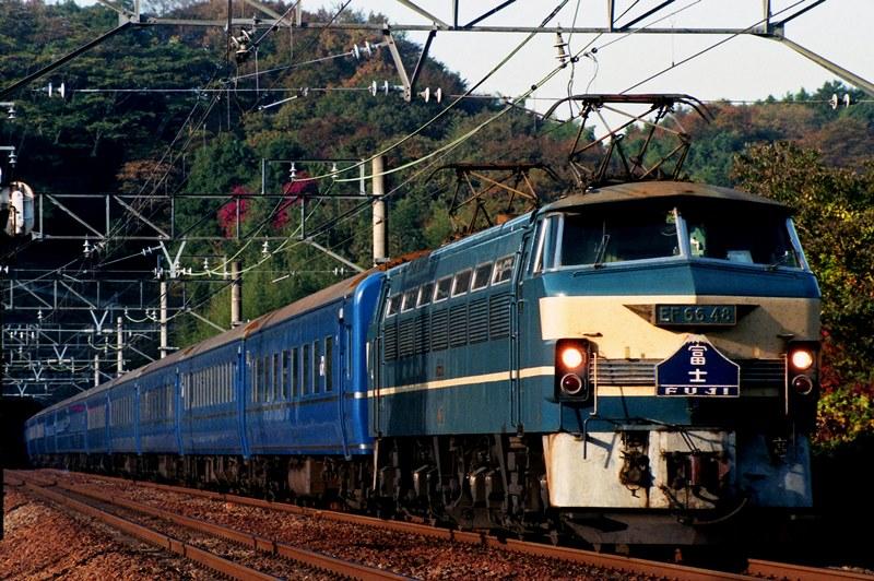 1994年11月29日 三島~函南にて (1)