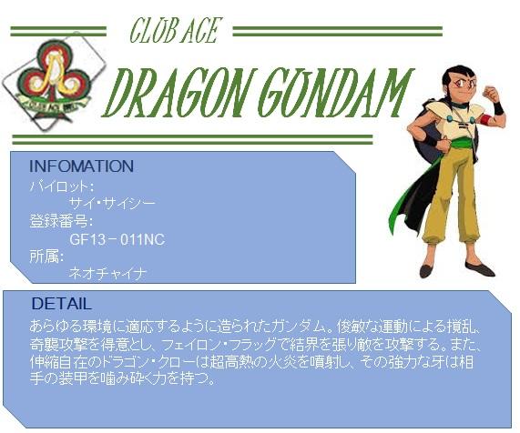 DRAGON G