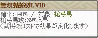 28 4月5日 無双蜻蛉切10